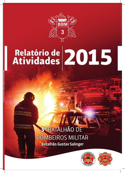 Revista 2015 do 3º BBM