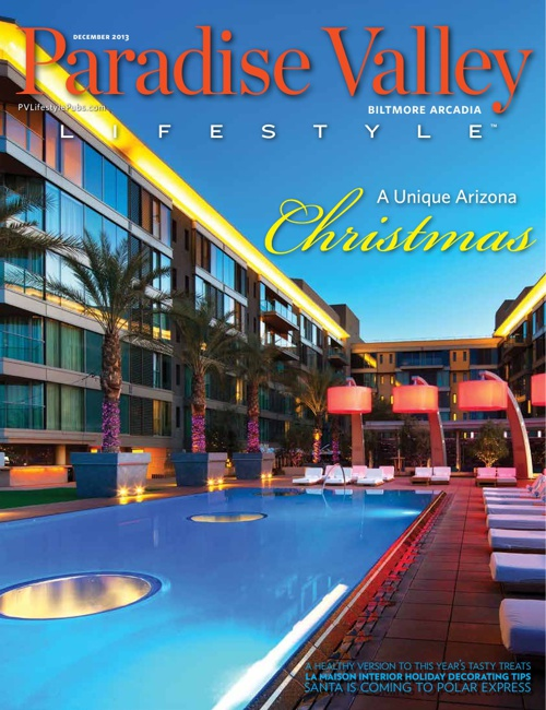 Paradise Valley Lifestyle December 2013