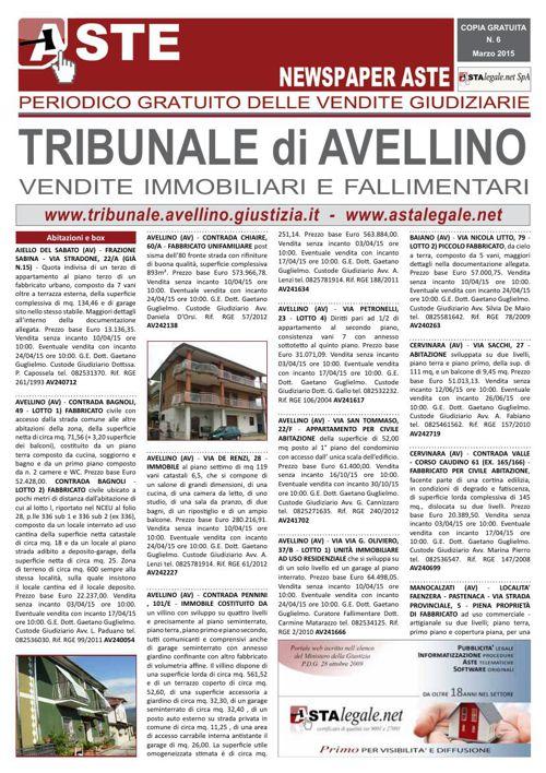 Avellino marzo 2015