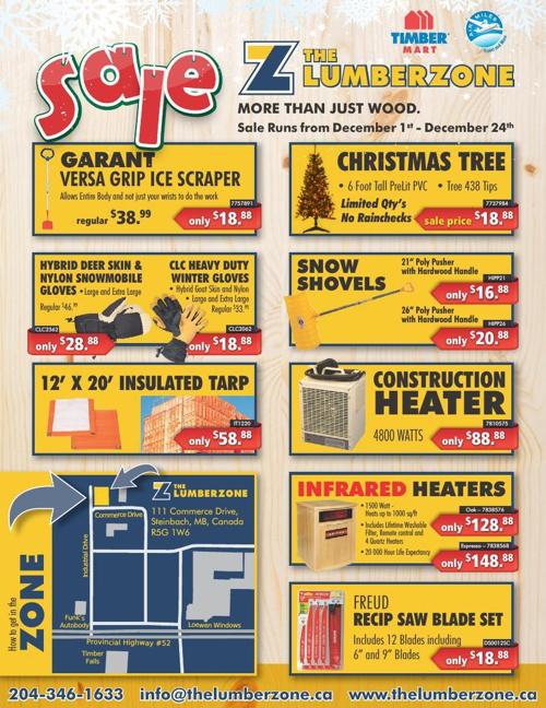 Christmas Sale Dec 1 - Dec 24