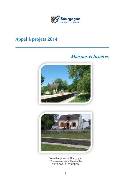 Projet Maisons-eclusieres