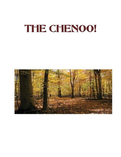The Chenoo By: Camryn Koke