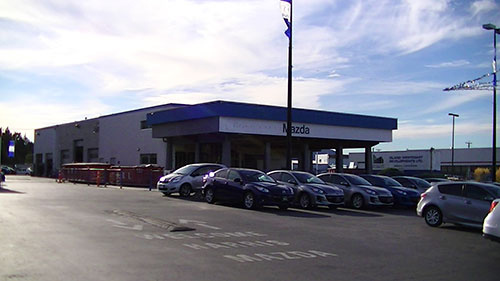 Harris Mazda Renovations