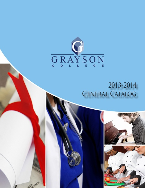 Grayson College 2013-2014 Catalog