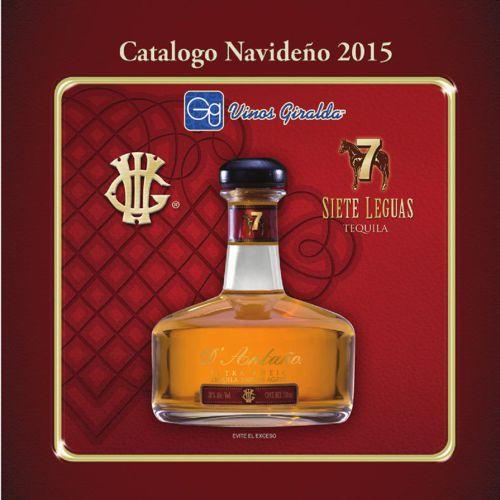 CATALOGO GIRALDA2015