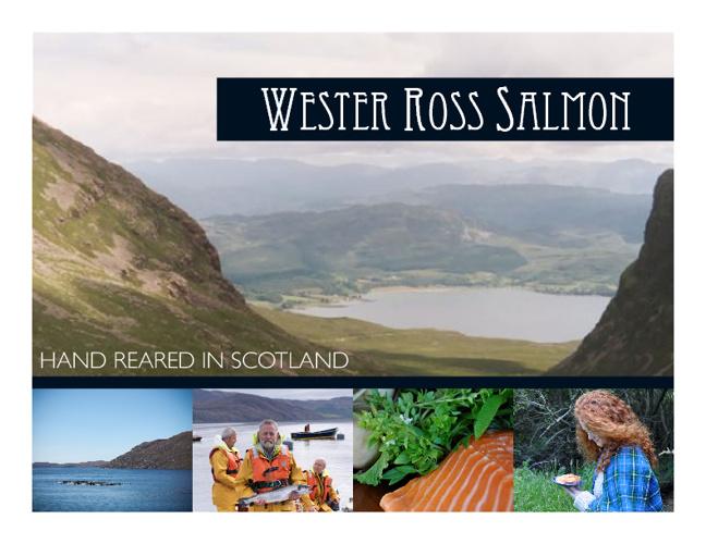 Wester Ross Fisheries Brochure