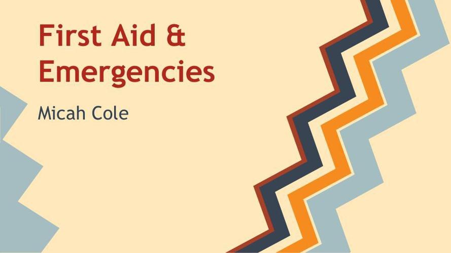 Emergencies:Cole