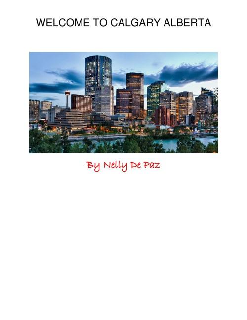 A Tourism Book Of  Calgary.