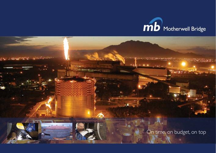 Motherwell Bridge brochure