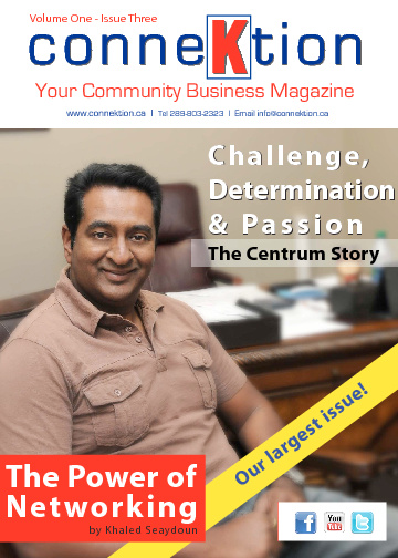 ConneKtion...Your Community Business Magazine. July 2012 issue