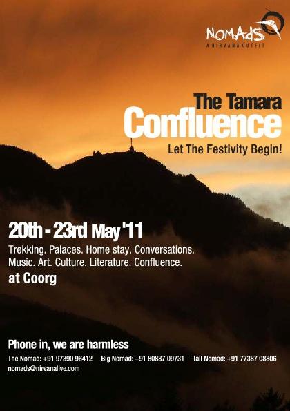 Off to The Tamara Confluence