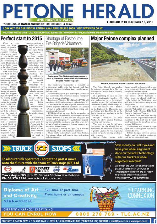 Petone Herald 3 February 2015