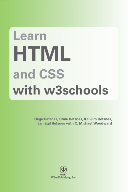 Learn HTML and CSS BY ALMOBDA