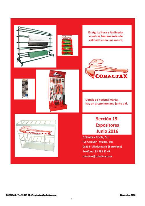 Cobaltax Nov-2016 19 Expositores