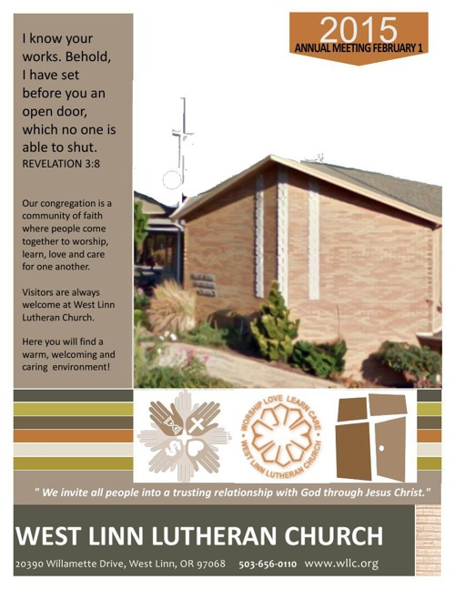 WLLC Annual Report 2015