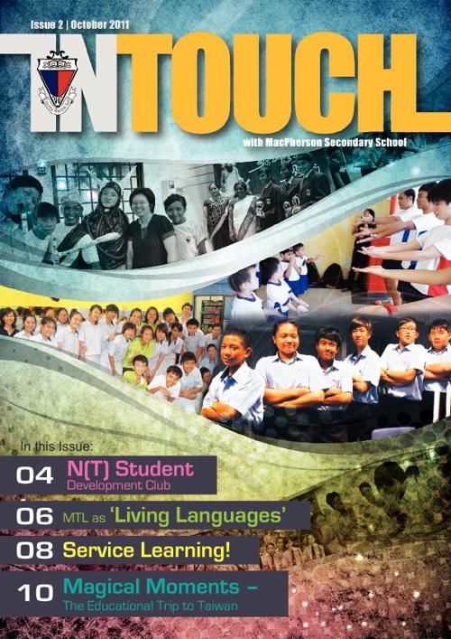 Newsletter Issue 2 - Oct 2011
