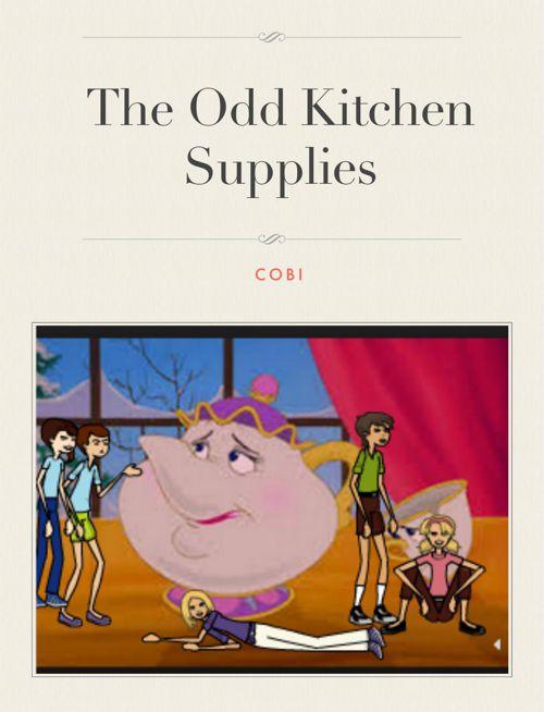 The Odd Kitchen Supplies