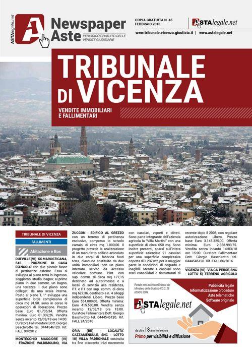 Vicenza febbraio 2018