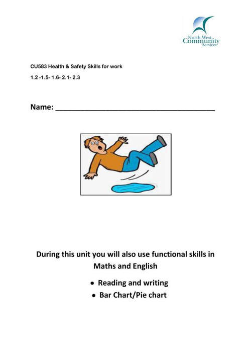 NEW AMENDED HEALTH AND SAFETY APRIL