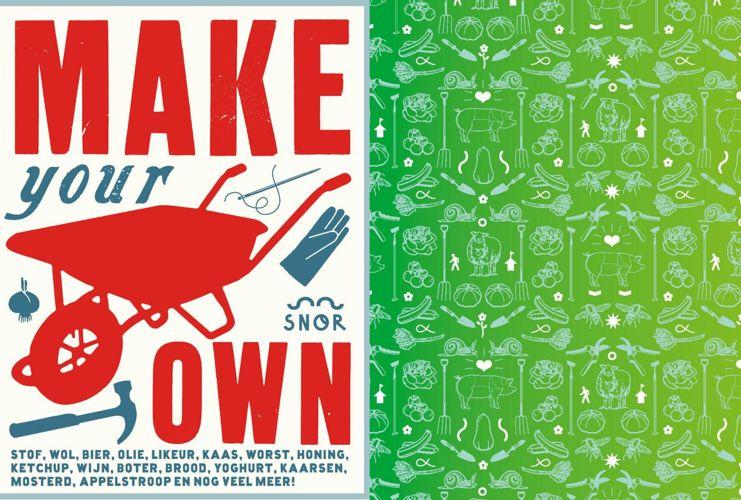 Make your own Inkijk