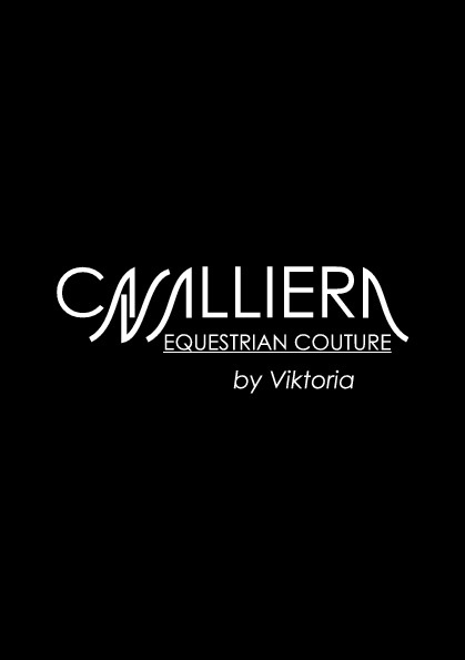 CAVALLIERA EQUESTRIAN COUTURE by Viktoria 2012 NEW!