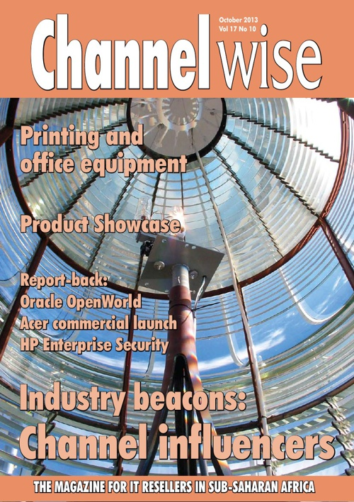 Channelwise October 2013