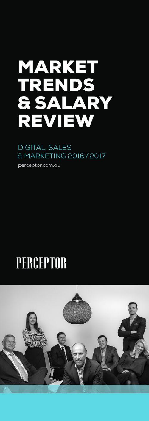 Perceptor Market Trends & Salary Review 2016