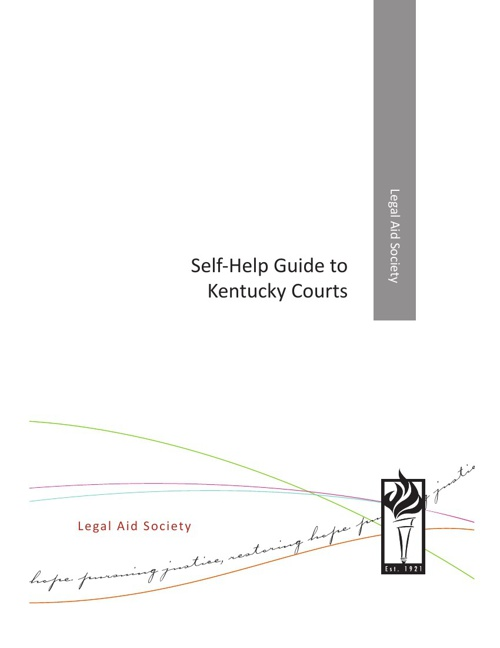 Self-help Guide to Kentucky Courts