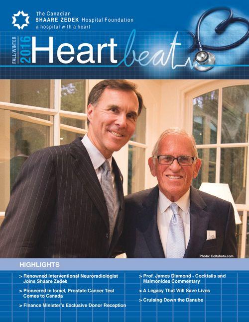 Heartbeat Newsletter Fall/Winter 2016