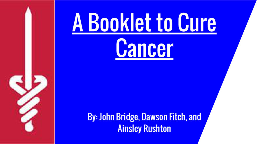 The Cures to Cancer PPT (2)
