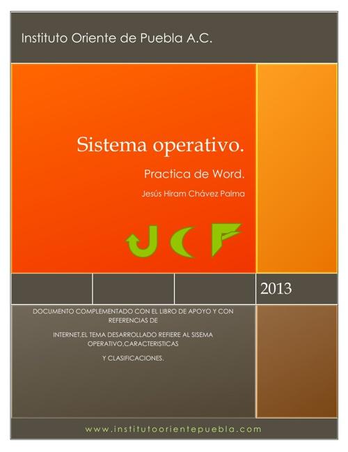 investigacion de tipos de sistema operativos