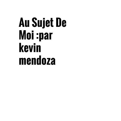 kevin mendoza's book