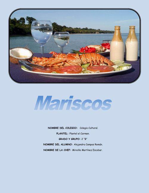 mariscos 2
