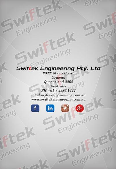 2015 Swiftek Engineering Kart Products