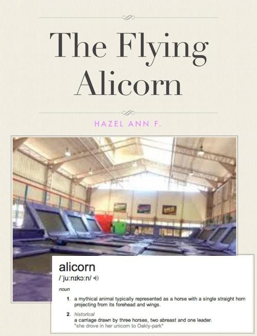 The Flying Alicorn