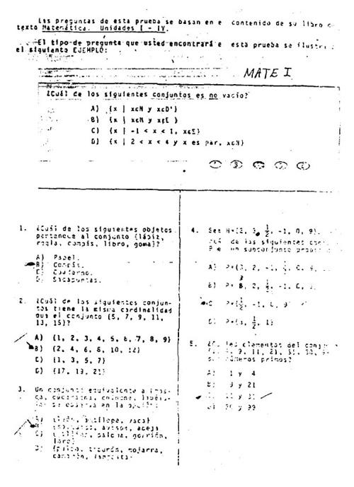 Matematicas examen 1