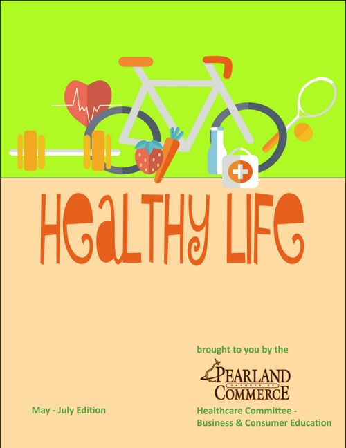 Healthy Life May - July Newsletter
