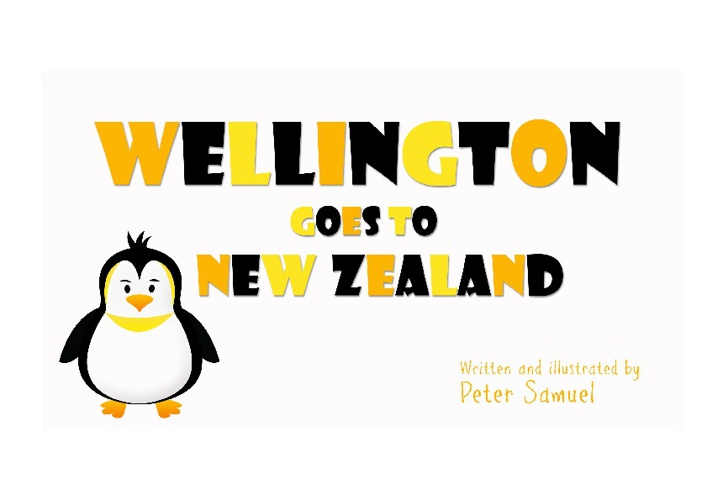 Wellington goes to New  Zealand