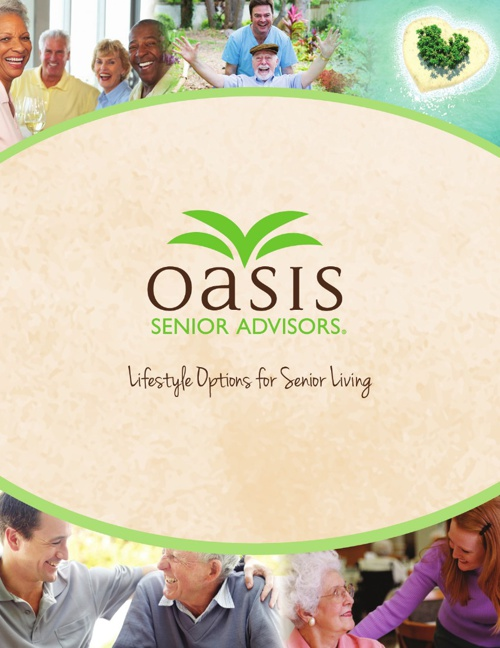 Oasis Senior Advisors Folder for Families