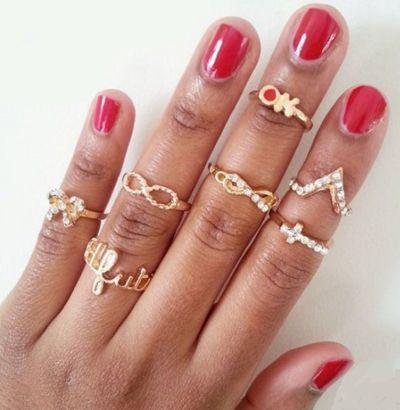 Something Store Midi ring