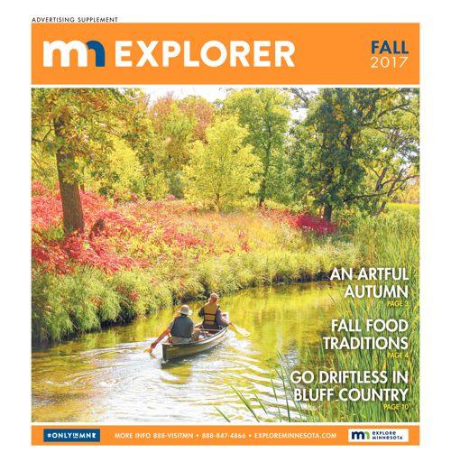 MN Explorer - Fall, 2017