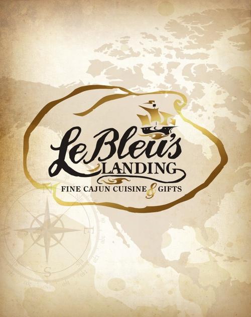LeBleu's Landing Menu