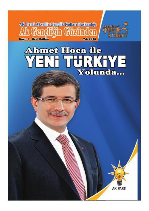 Ak Gençliğin Gözünden - AK Parti Akşehir Gençlik Kolları Başkanl