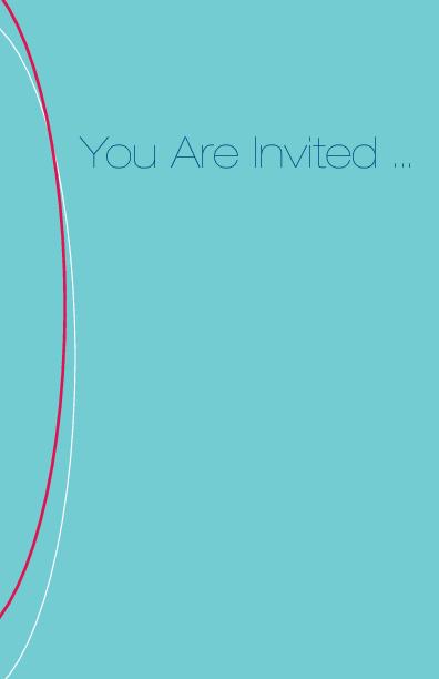 Mosby-Griffin Wedding invite