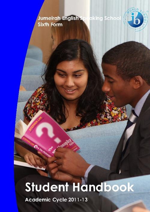 Student Handbook 2011-2013