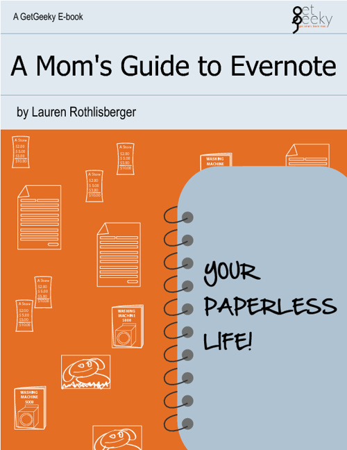 Evernote for Moms