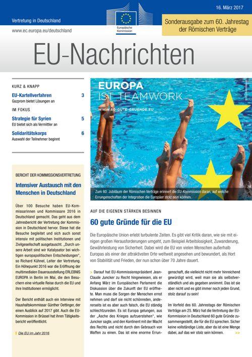 EU-Nachrichten Sonderausgabe