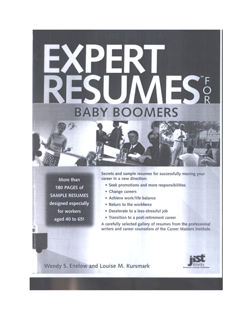 Expert Resumes: Baby Boomers