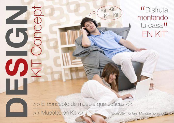 Catálogo de muebles auxiliares - Muebles García