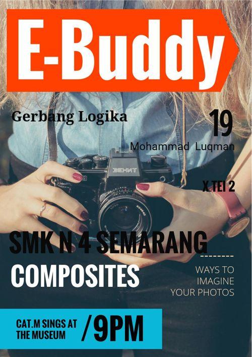 E-Buddy - Gerbang Logika